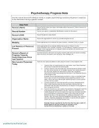 Soap Notes Counseling Note Format Physical Therapy Progress