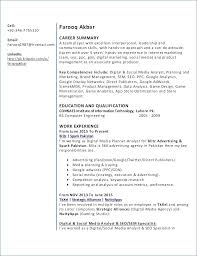 Data Analyst Resume Fresh Keywords For Data Analyst Resume ...