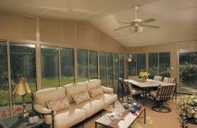 Sunroom Ideas: Walls Only, a Good DIY Option