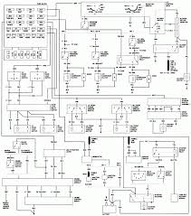 Car electrical wiring fig51 1990 body wiring continued