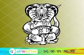 Compatible with adobe illustrator, sparkol videoscribe, explaindio, easy sketch pro and more. 1 Cobra Snake Svg Designs Graphics