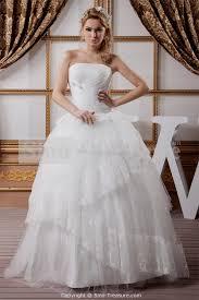 Strapless Lace Wedding Dresses Naf Dresses