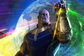Cool Thanos 4K Digital Wallpapers - Top ...