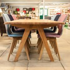 delta oak dining tables unusual furniture burford garden room table round and chairs solid with bench seating cream set light extending sets sideboard