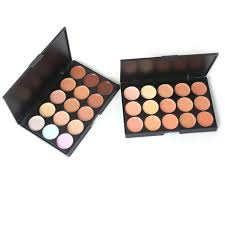 hot 15 colors options brand concealer foundation best friend gift women makeup face foundation