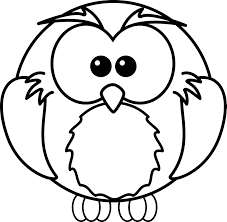 owl pictures to colour in.  Owl Chicken Pictures To Colour In 1522999 License Personal Use Owl