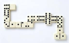 Concours de dominos