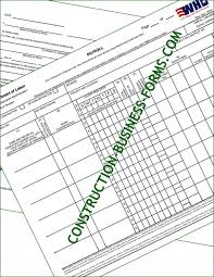 Payroll Forms Excel Format Wh 347 And Wh 348 Certified Payroll Form Current Form