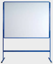 Free Standing Display Board Eurocharts Visualisation Ferromagnetic Boards and Free Standing 37