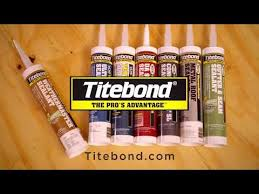 Titebond Metal Roof Sealant Color Chart Proper Installation Using Titebond Sealants Youtube
