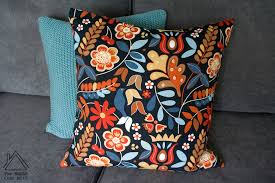 the house that will diy cushion cover throw pillow with zipper how to sewing