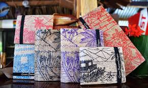 this is how banana trees can be recycled into vegan leather wallets watch true activist