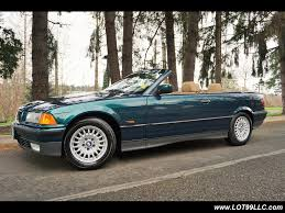 BMW Convertible 1995 bmw 318i mpg : 1995 BMW 318i Convertible 96K Low Miles 1 OWNER *325i* for sale in ...
