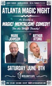 Red Light Ticket Atlanta Ga Atlanta Magic Night W Mark Johnson Arthur Atsma Red