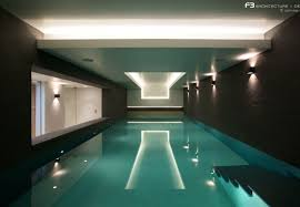 Public Swimming Pool Design In Ground Swimming Pool Concrete Infinity Mosaic