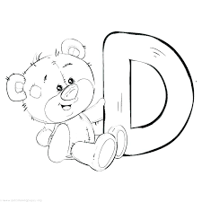 Small Alphabet Letters Coloring Pages Coloring Pages For Letters