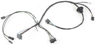firebird parts electrical and wiring classic industries 1973 firebird air conditioning harness