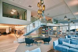 Boston Consulting Group Inside Boston Consulting Groups Modern Seattle Office Officelovin