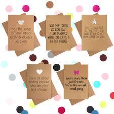 Funny Birthday Cards Pack Girls Girls Girls