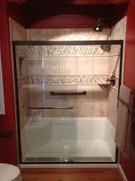 Small Bathroom Walk In Shower Designs Fair Ideas Decor Ac Corner ...