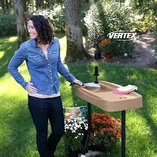 garden outdoor utility sink faucet essentials