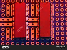 Electronic Light Board Printed Circuit Board Image Photo Free Trial Bigstock