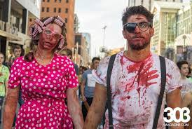 denver zombie crawl 2017. denver zombie crawl. amazing special effects make up and brilliant creativity were seen throughout the event. check out photos of walking dead here. crawl 2017