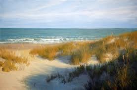 sand dunes sea oats