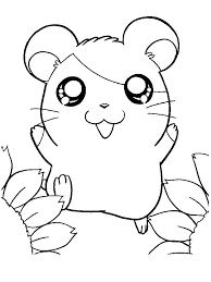 Get hold of these colouring sheets that are full of hamster images and offer them to your kid. Cute Hamster Coloring Pages Hamsters Small Animals That For Some People Look Like Mice Animal Coloring Pages Mickey Mouse Coloring Pages Cute Coloring Pages
