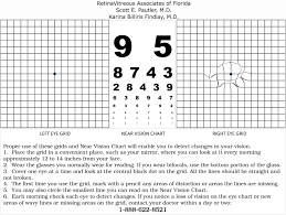 Eye Grid Chart Eyes Vision Eye Vision Grid