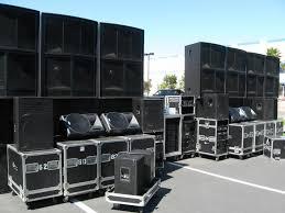 dj sound system. image 1 dj sound system