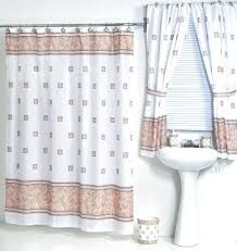 shower curtains with matching window curtains ivory fabric shower curtain w available matching window curtain shower curtain matching window curtain set