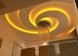 plaster of paris ceiling design pop false ceiling ideas for living room hall with led indirect