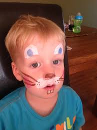 Small Picture Quick and Easy Easter Bunny Face Paint Image 7