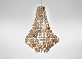 capiz chandelier