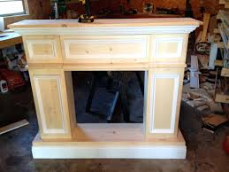 Diy Faux Fireplace Mantel And Surround Ideas Build. Homemade Artificial Fireplace  Diy Faux Stone Surround Building A Fake.