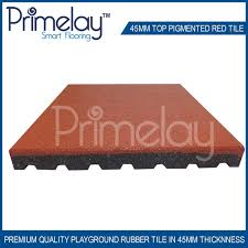 playground safety rubber tiles