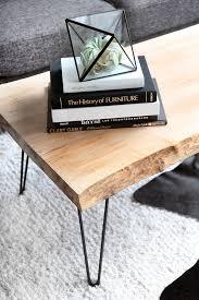 my diy wood slab coffee table i diy