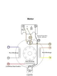 dayton single phase motor wiring diagram wiring diagram