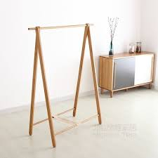 Muji Coat Rack Best Qoo32 Nordic Wood Coat Hanger Japanese MUJI Simplicity White Oak