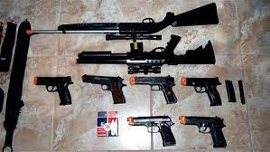 See more ideas about weapons, concept weapons, weapon concept art. Florida Woman Arrested With Arsenal Of Weapons