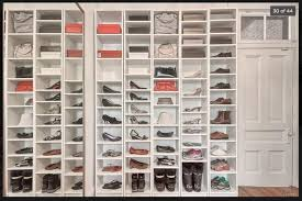 mix ikea pax units with billly bookshelves to make design a perfect dressing room you