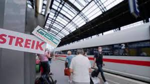 This program ensures new drivers get the support, skills and experience they need to handle the complex task of driving. Streik Bei Deutscher Bahn Endet Gdl Halt Sich Fortsetzung Offen