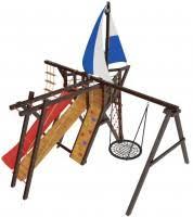 <b>SAMSON</b> Fregat – купить <b>детская игровая площадка</b>, сравнение ...