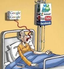 آیا شما بیمار فضای مجازی هستید؟