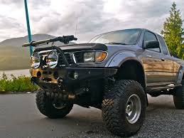 Image result for first gen toyota tacoma tube bumper | Overland ...