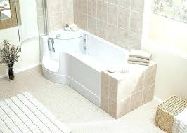 kohler walk in shower walk in bath bathtubs idea walk in bathtubs walk in tubs walk