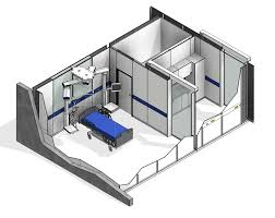 Isolation Ward Design Isolation Room Getinge Planning
