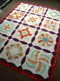 386 best QUILTS: Circles and Curved Lines images on Pinterest ... & Sew Kind Of Wonderful: