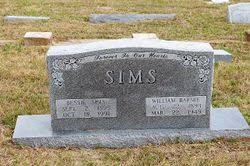 William Barney Sims (1893-1949) - Find A Grave Memorial